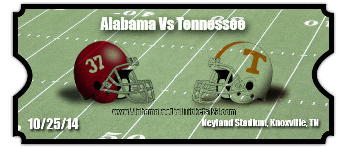 2014 Alabama Vs Tennessee