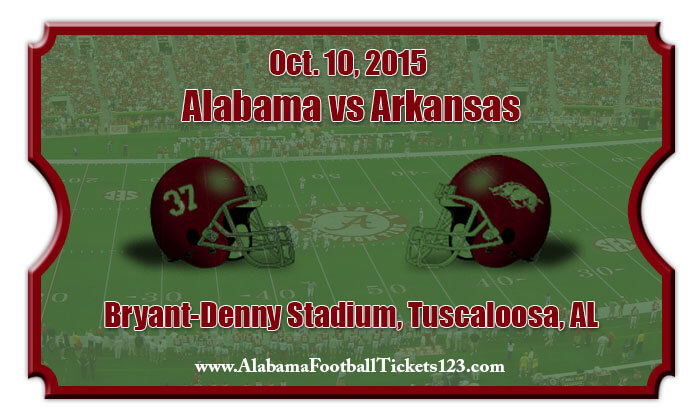 2015 Alabama Vs Arkansas