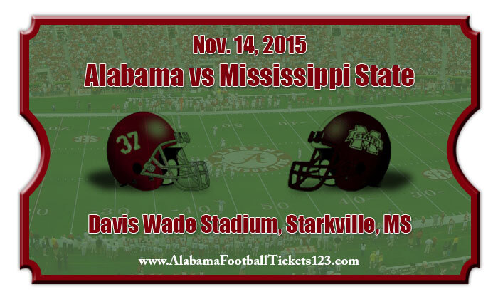 2015 Alabama Vs Mississippi State