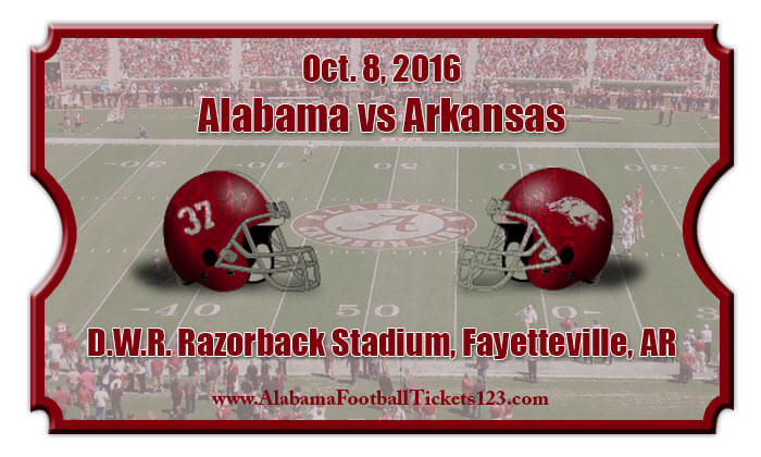 2016 Alabama Vs Arkansas