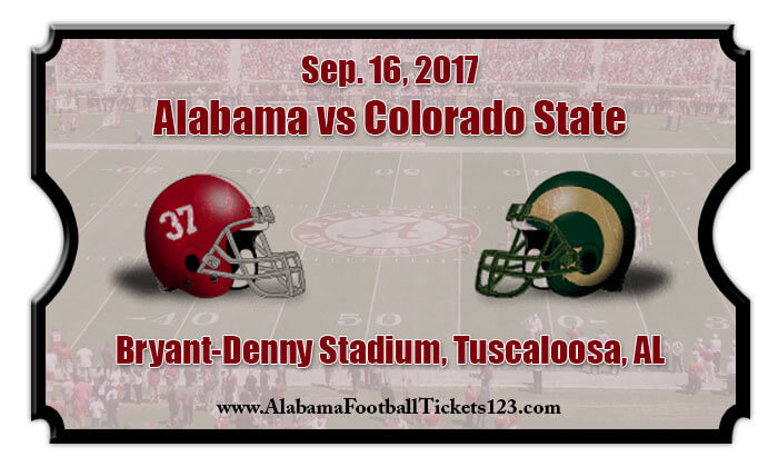2017 Alabama Vs Colorado State