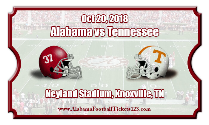 2018 Alabama Vs Tennessee