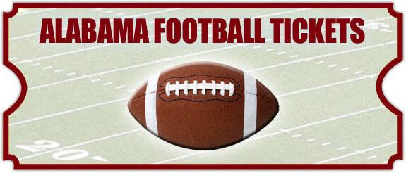 Alabama Crimson Tide Tickets - Vivid Seats